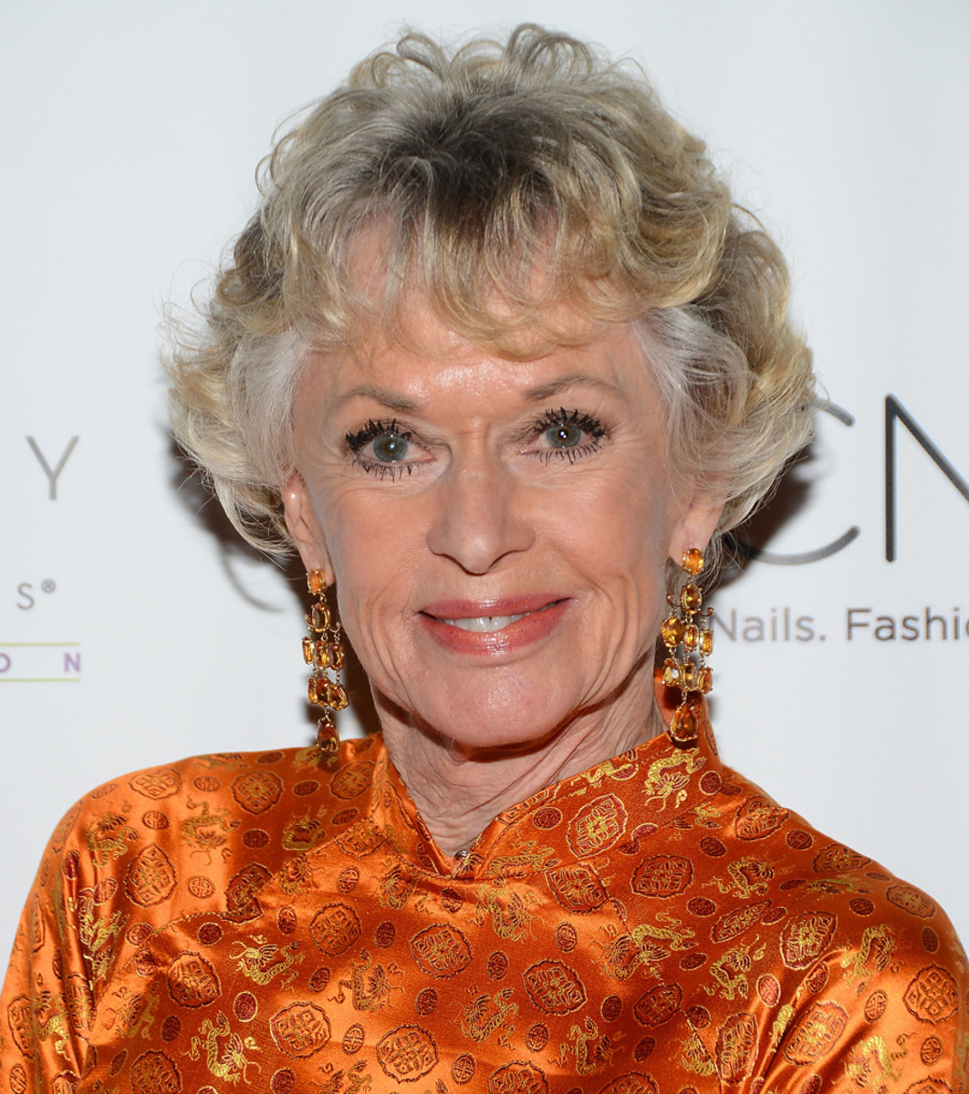 CND And Beauty Changes Lives Honor American Actress & Philanthropist Tippi Hedren With The Legacy Of Style Award