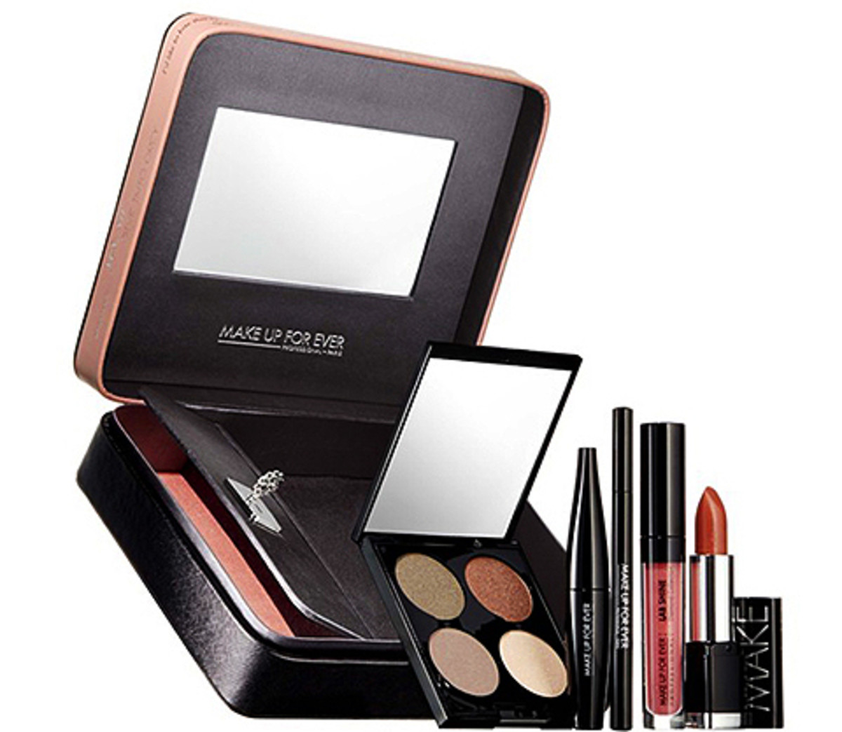 make up for Ever_50 Shades collections_eye and lip set w keepsake box