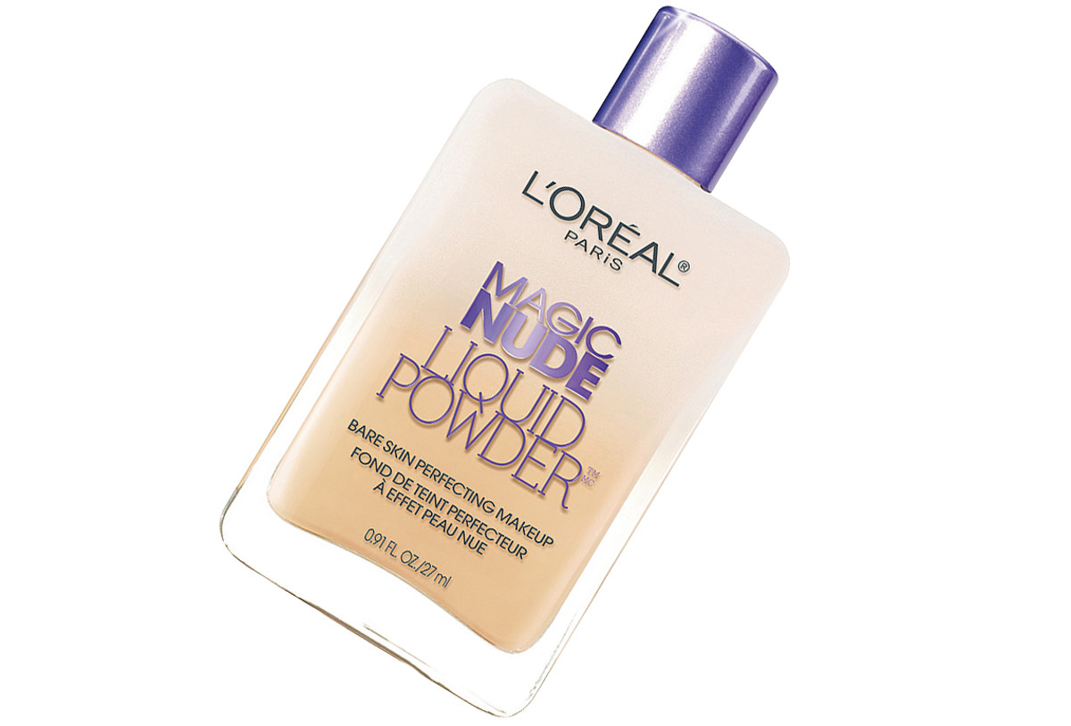 L'Oreal Paris Nude Magic Liquid Powder_Maybelline Dream Wonder Fluid Touch_Armani Maestro