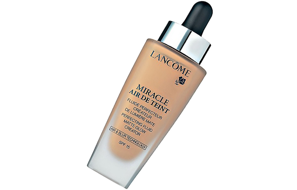 Lancome Miracle Air de Teint vs Maybelline Dream Wonder Fluid Touch Foundation vs Armani Maestro