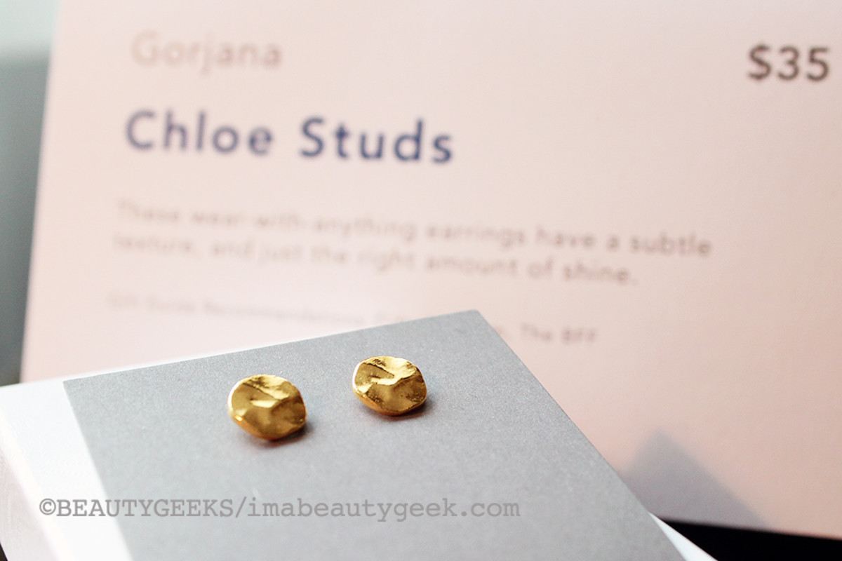 Gorjana Chloe Studs ($35 at birchbox.ca and $35 at birchbox.com)