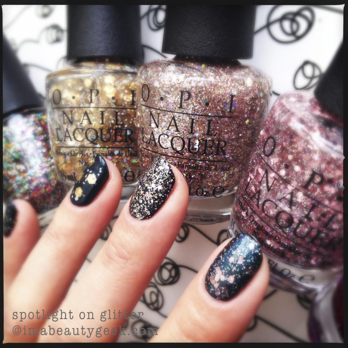OPI Spotlight on Glitter_2_ OPI Glitter