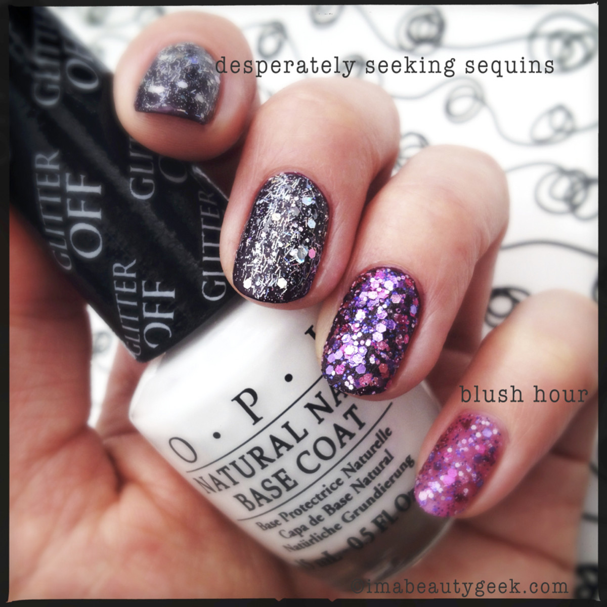 OPI Desperately Seeking Sequins_2_ OPI Glitter