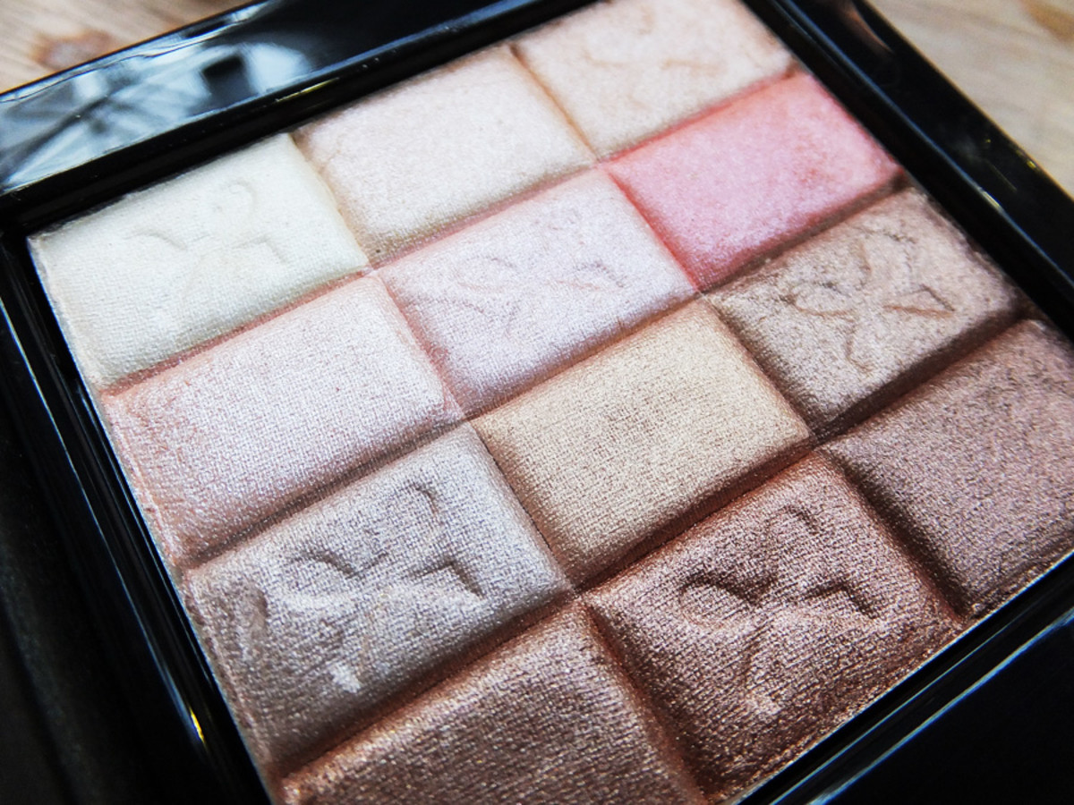 Physicians Formula Shimmer Strips All-in-1 Custom Nude Palette for Face & Eyes in Warm Nude