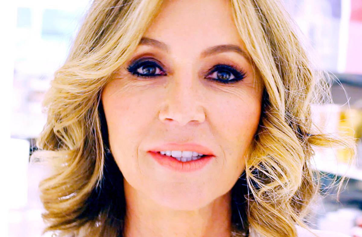 Anastasia Soare celebrity brow queen