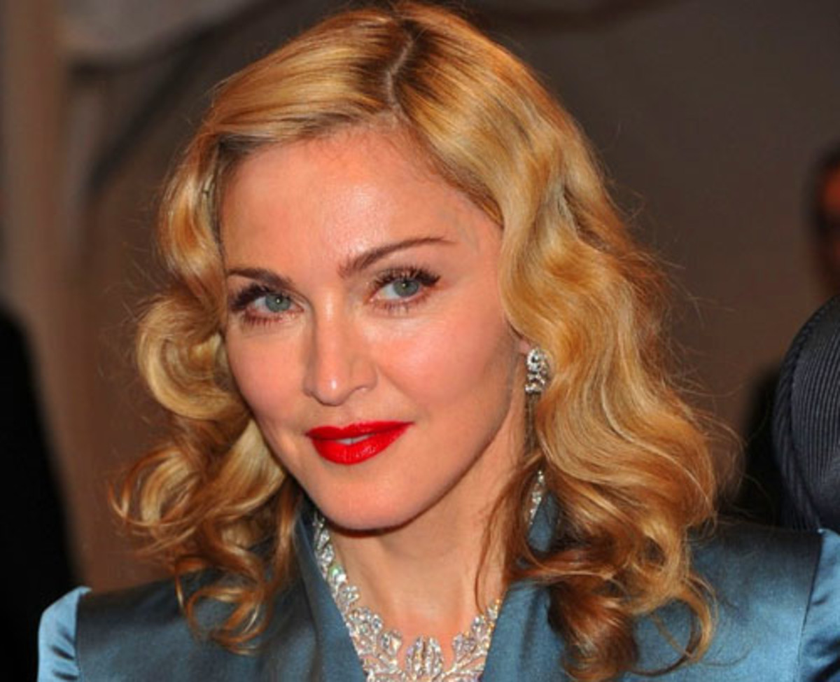 Madonna at the Met Ball