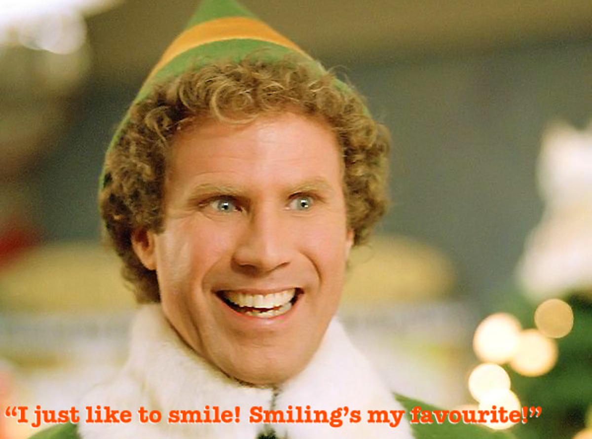 Buddy the Elf_Elf_Will Ferrell