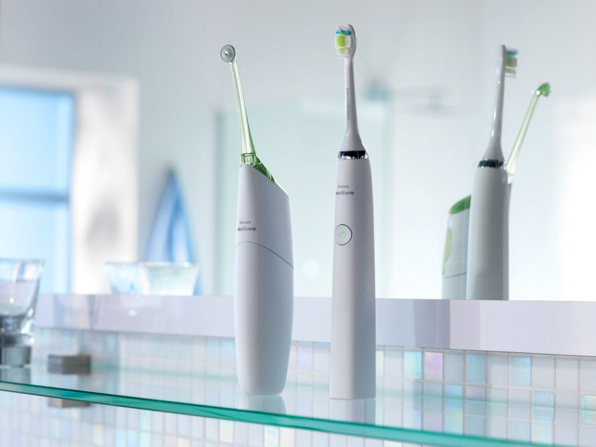 Sonicare Airfloss_Sonicare Diamondclean