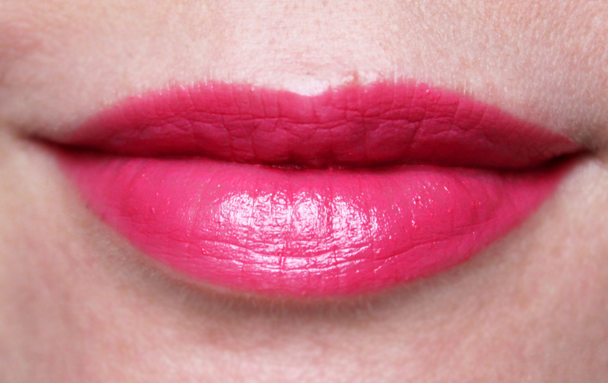 sonia kashuk parisian pink satin luxe lip colour spf 16