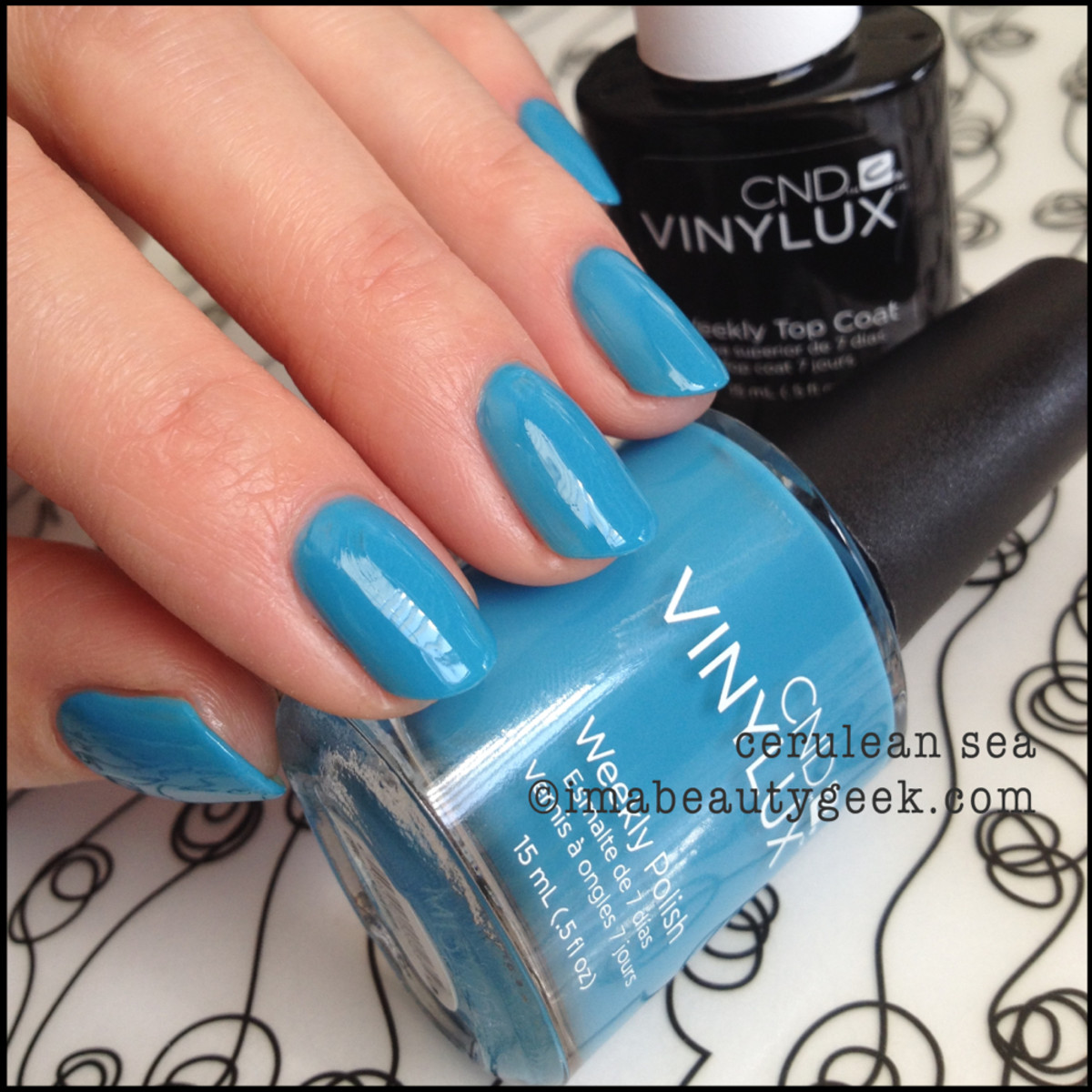 CND vinyulx Cerulean Sea_CND Vinylux summer 2014