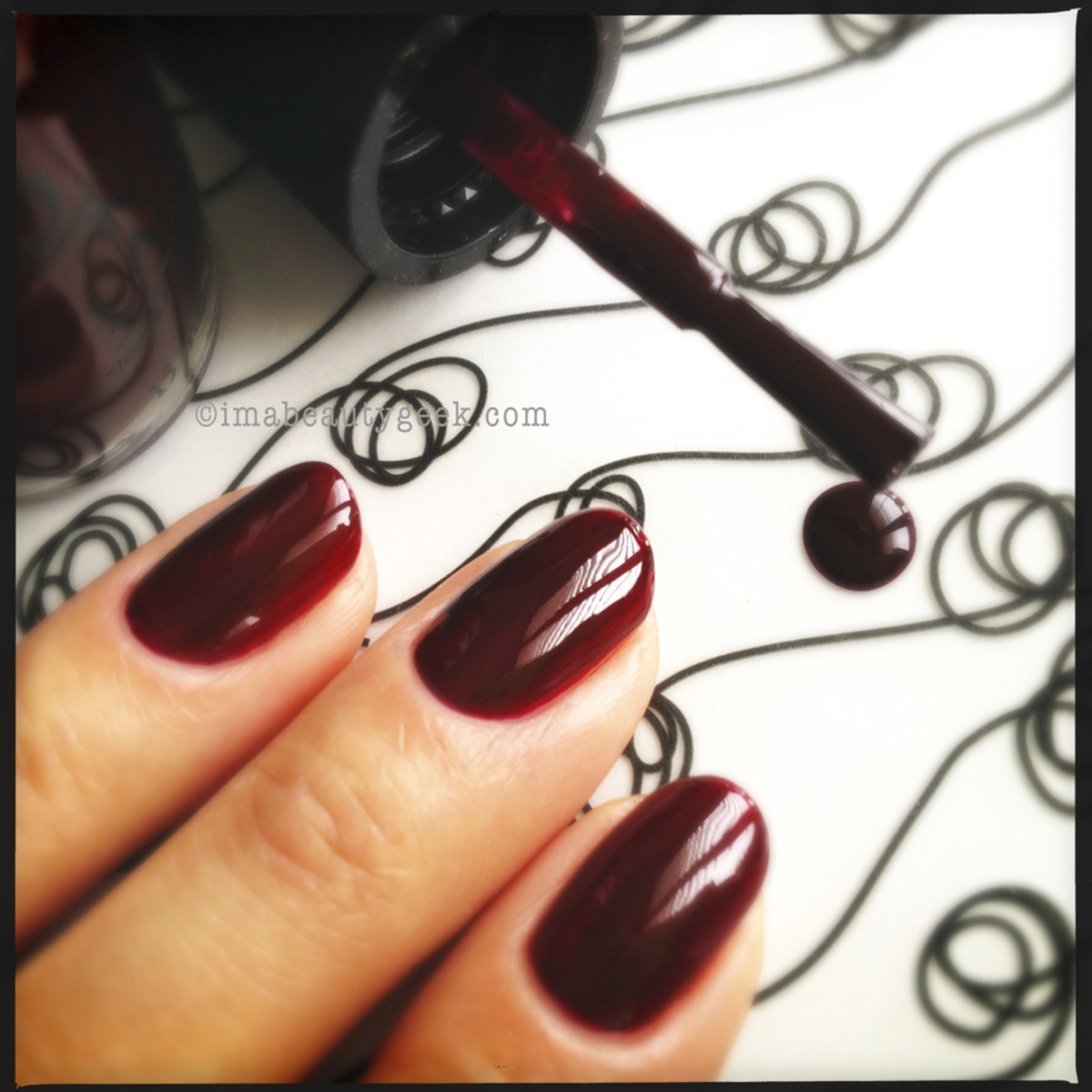 OPI Visions of Love Holiday 2013