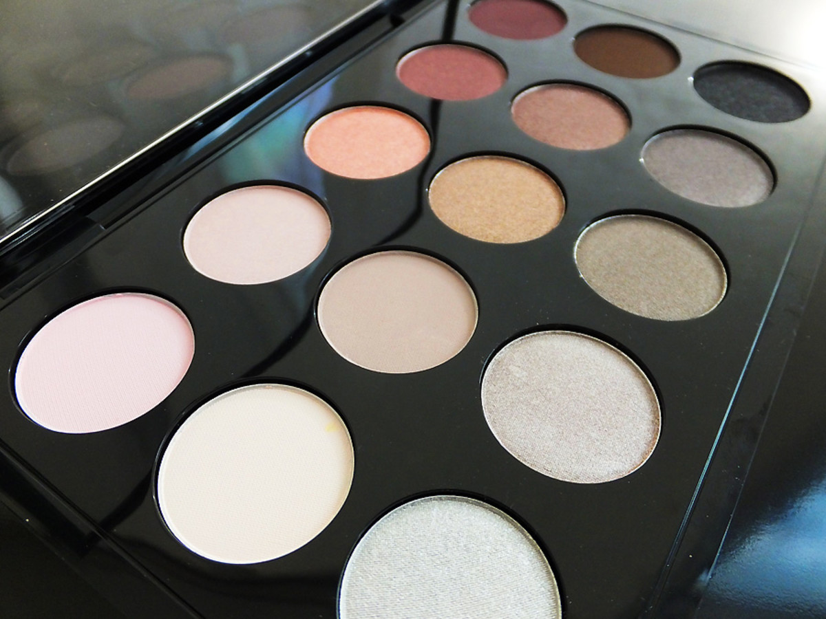 MAC Eye Shadow x 15_palette_cool neutral