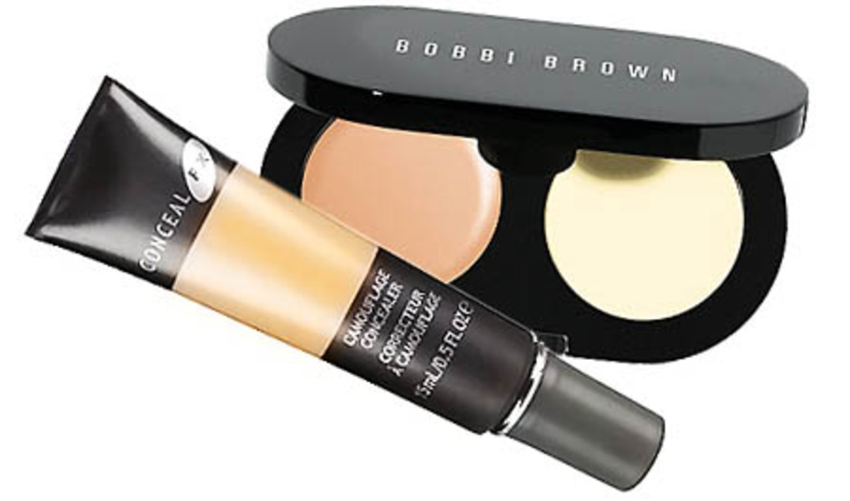 Melt-proof your face: high-pigment, stay-put concealer