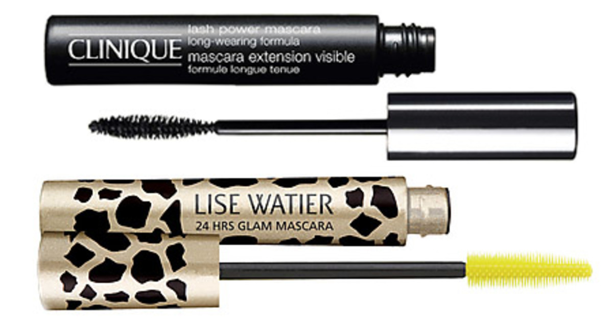 Melt-proof your face: tube mascaras