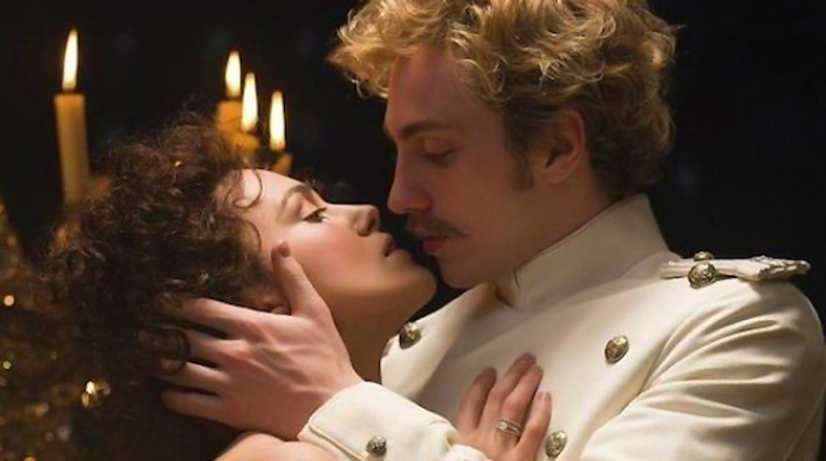 Keira Knightley as Anna Karenina_she had brow extensions for her role