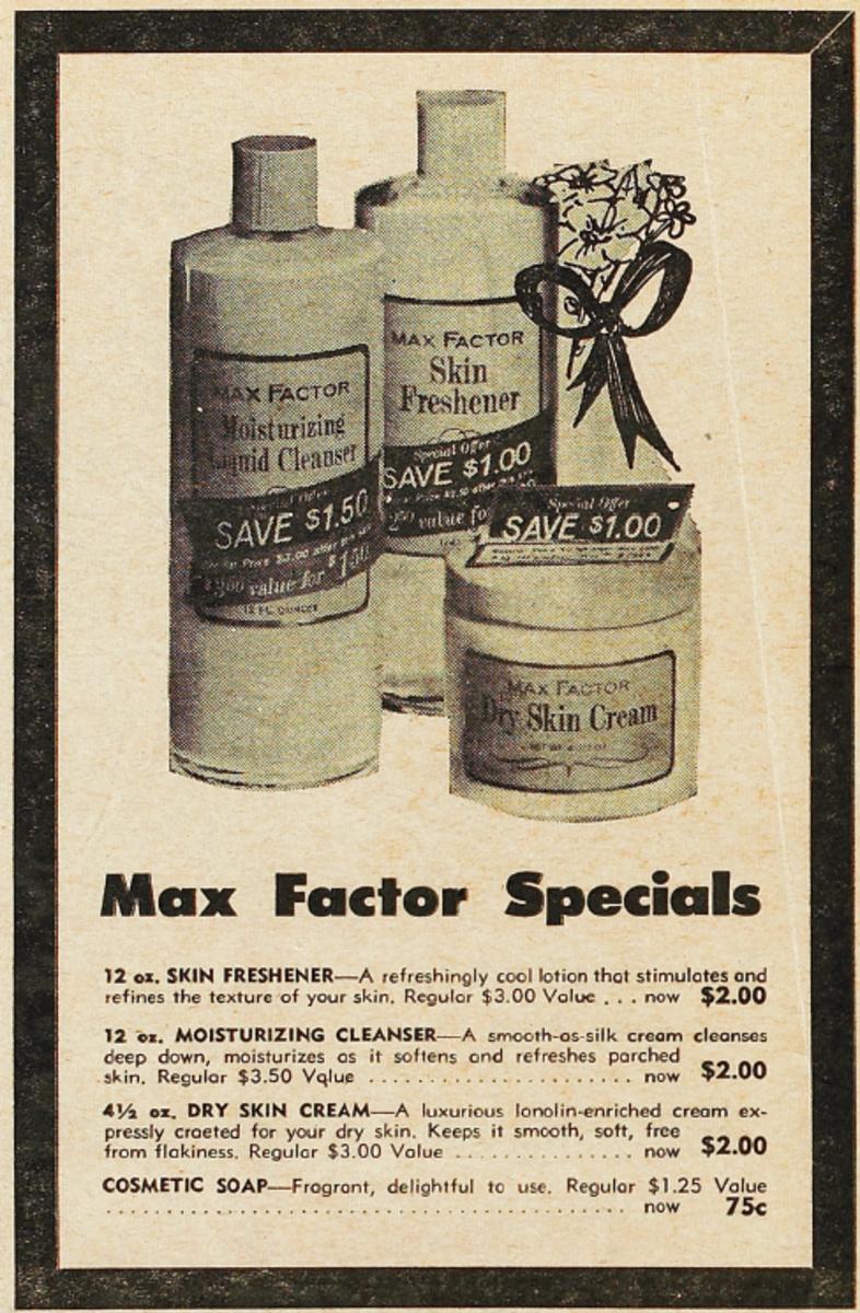 Shoppers Drug Mart vintage flyer ad
