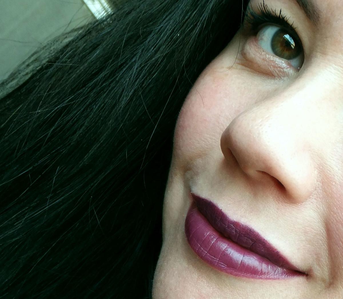 Rimmel London Lasting Finish by Kate lipstick_04