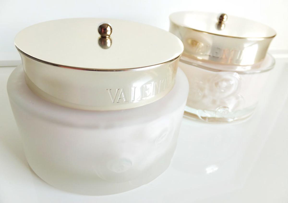 4_Valentino Valentina body cream and body scrub