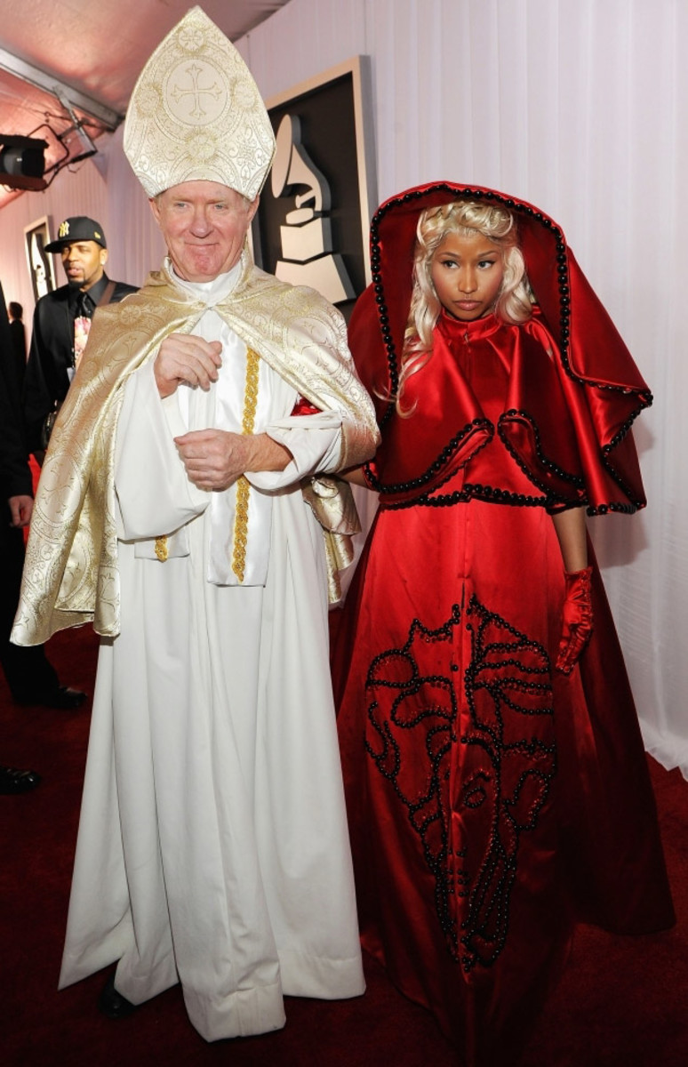 Nicki Minaj_2012-Grammy-Awards