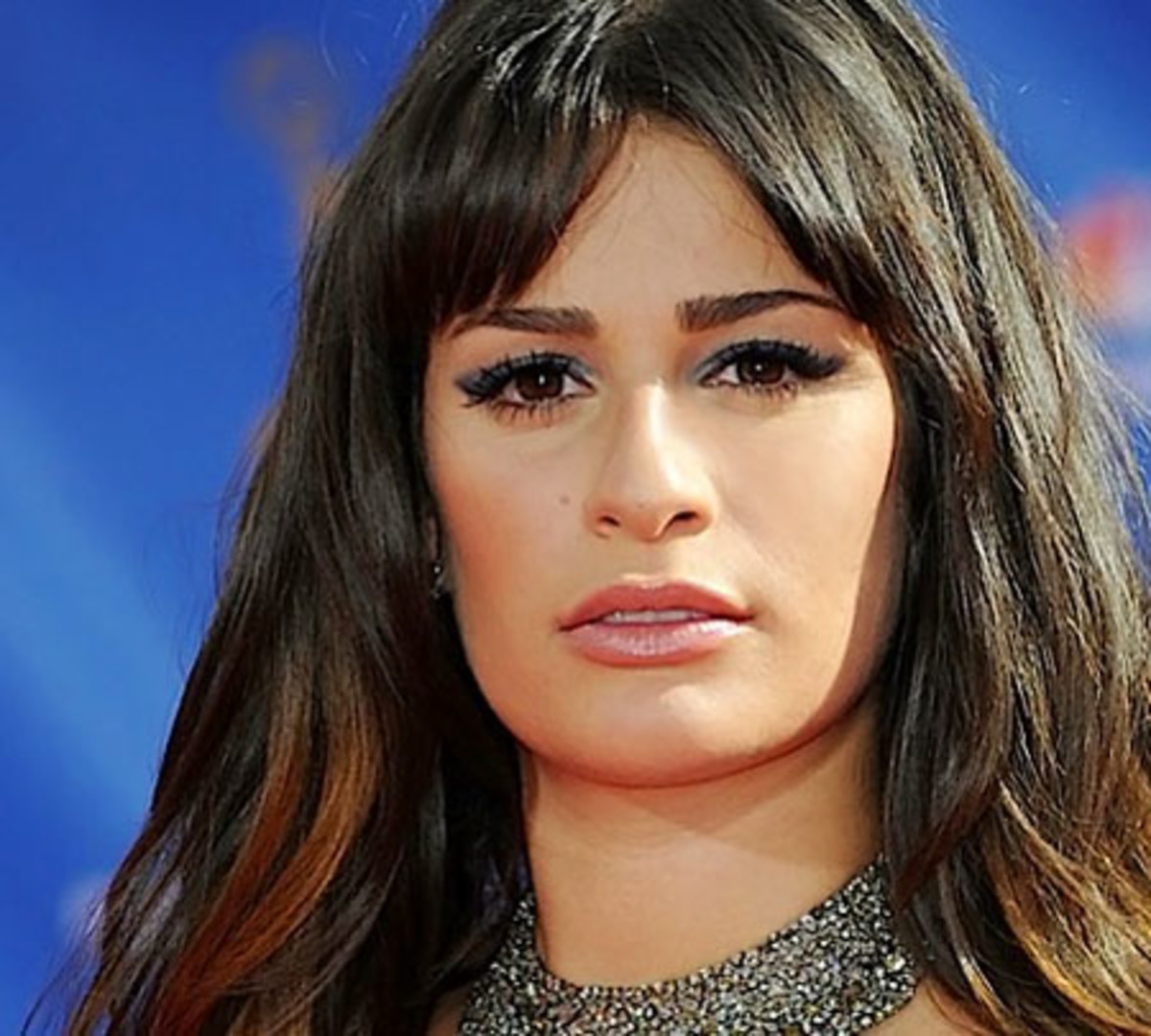 Lea Michele 2010 Emmys