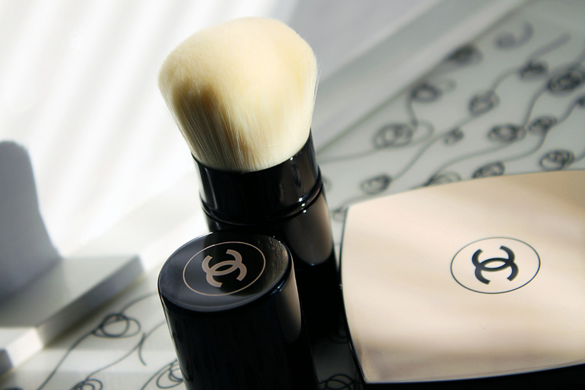 Chanel Summer_Chanel Les Beiges Kabuki Brush