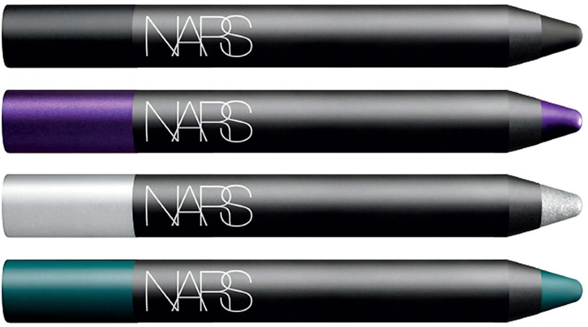 NARS Andy Warhol Holiday Color Collection soft touch shadow eye pencils