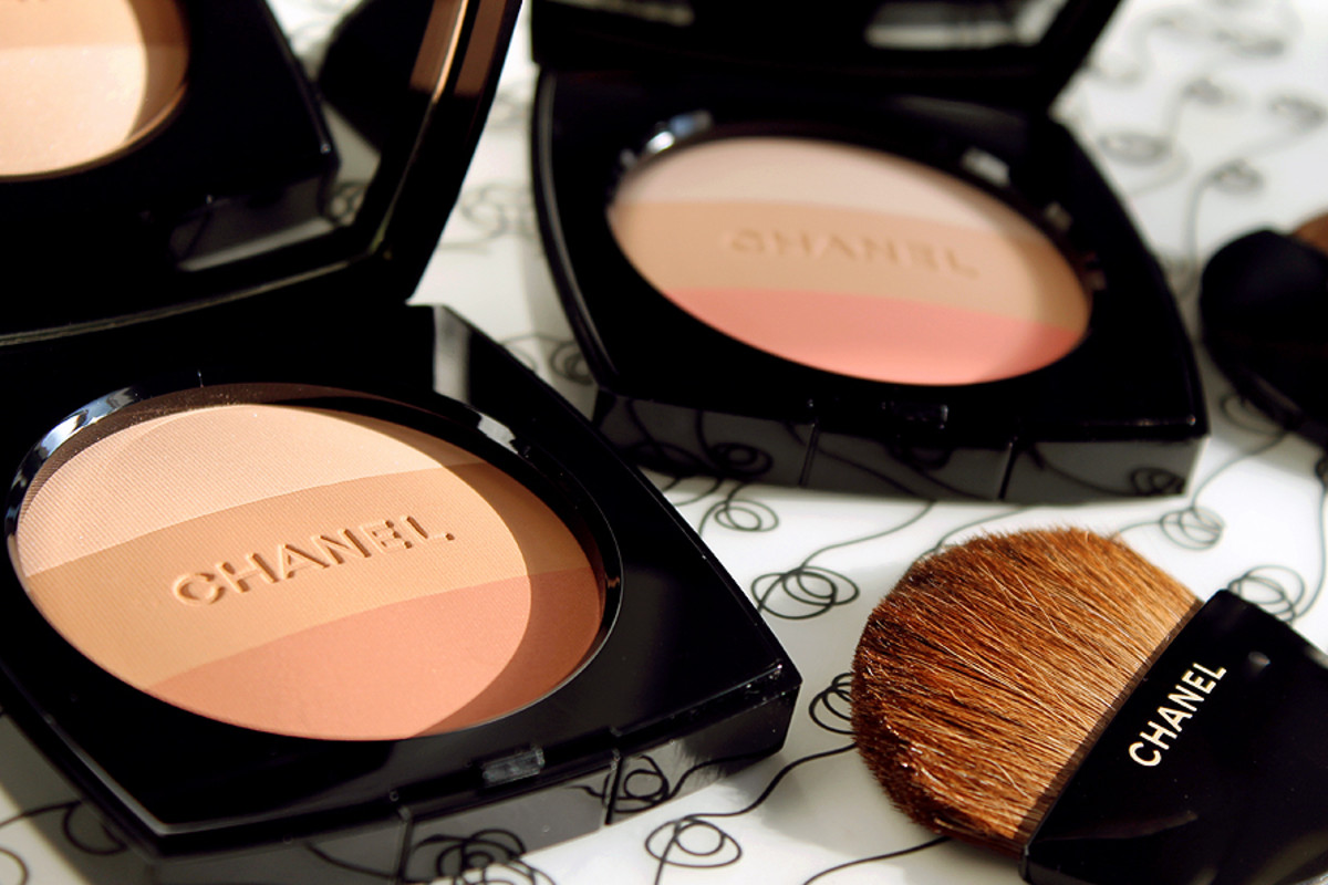 Chanel Summer_Chanel Les Beiges Healthy Glow Multi-Colour SPF 15