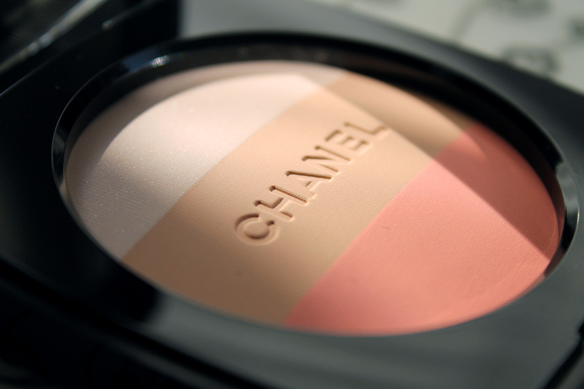 Chanel Summer_Chanel Les Beiges Healthy Glow Multi Powder 01 SPF 15