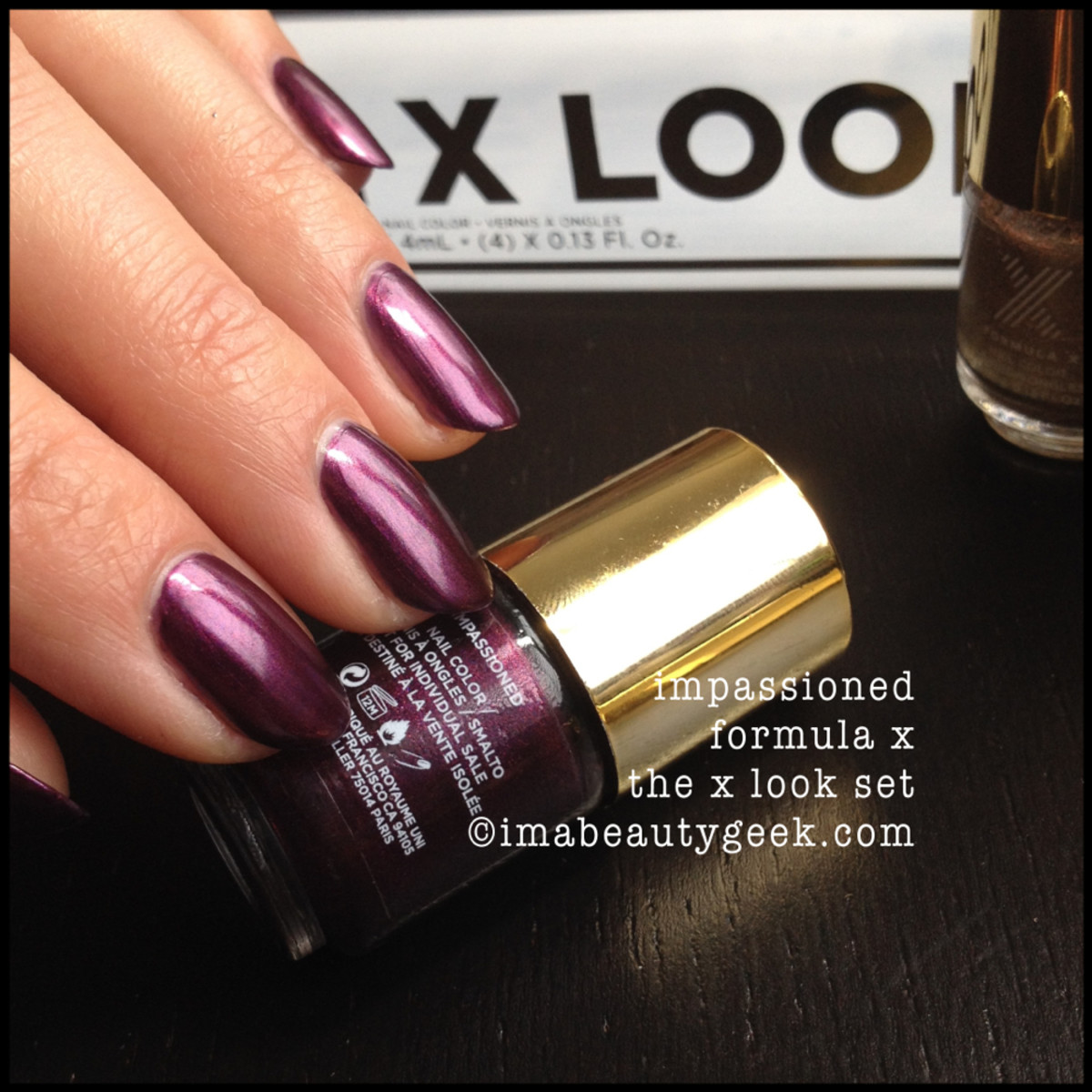 Formula X Impassioned The X Look Set Sephora Beautygeeks