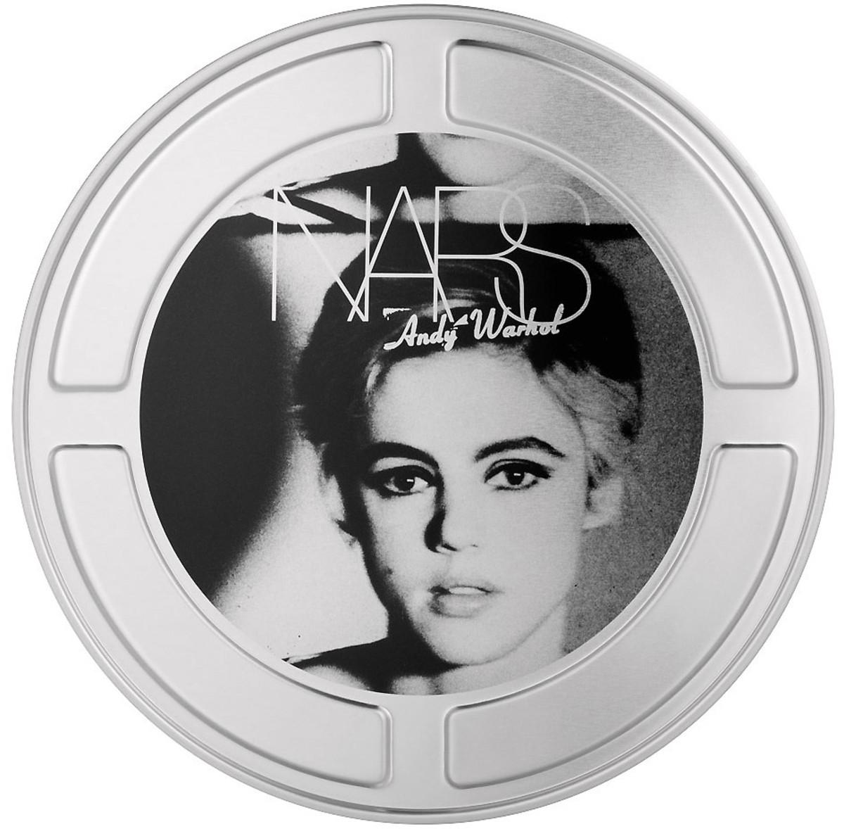 NARS Andy Warhol Silver Factory-Edie-packaging