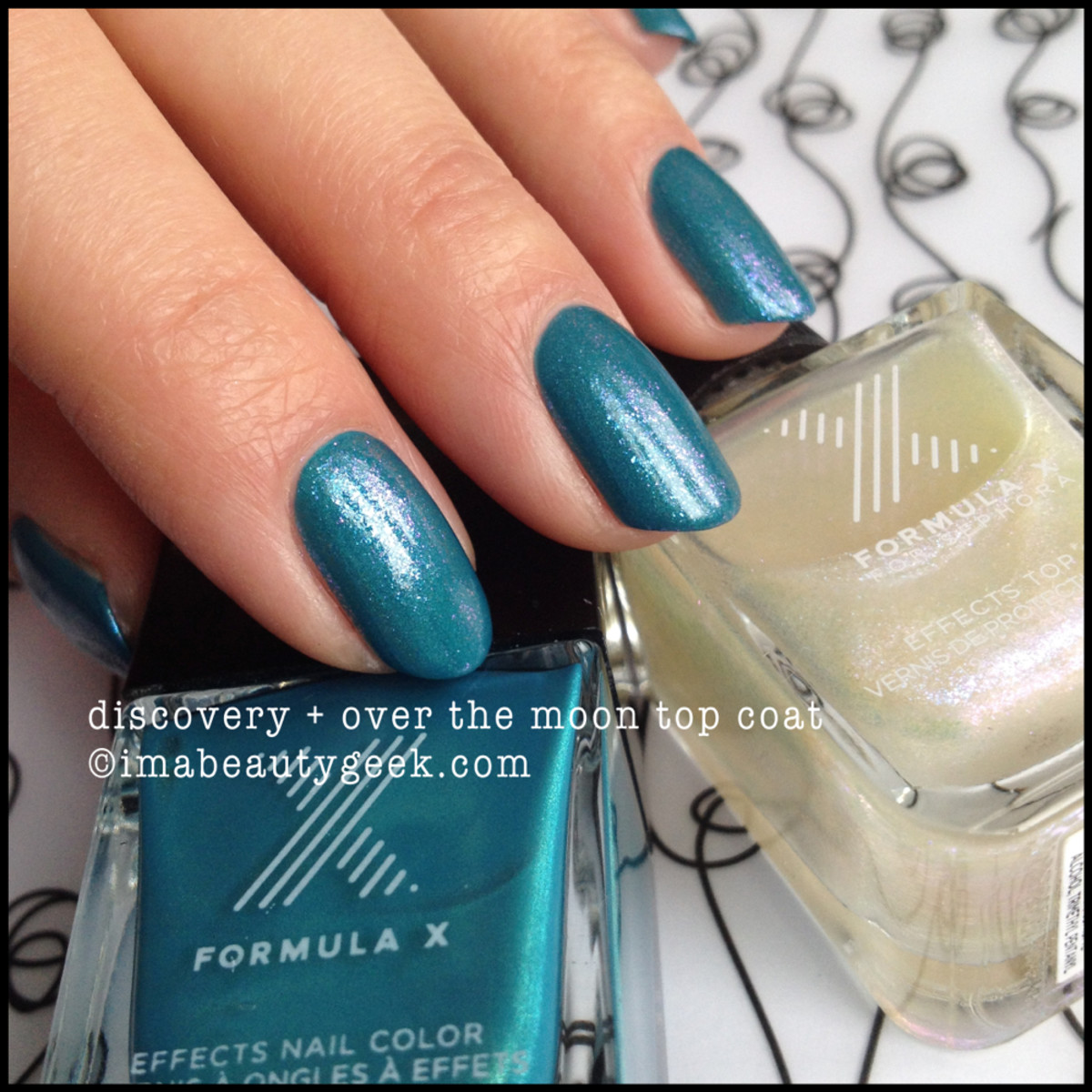 Formula X Discovery w Over The Moon Topcoat