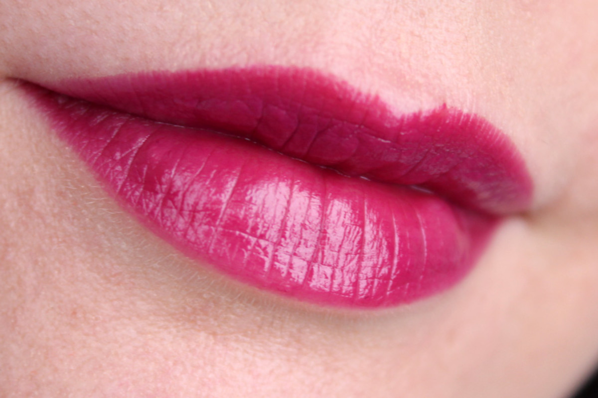 Avon Ultra Color Absolute Lipstick Pure Orchid
