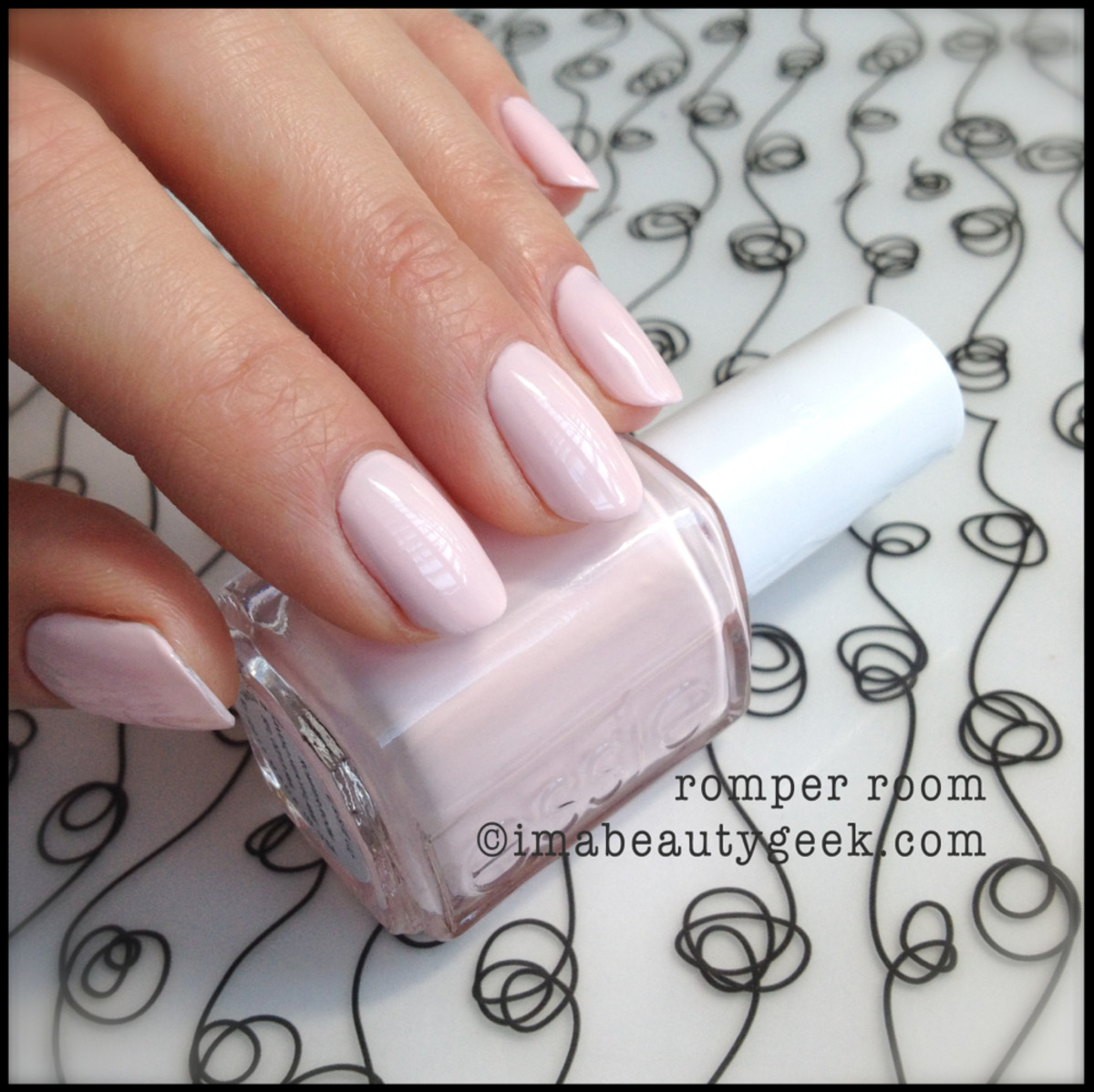 Essie Romper Room Hide Go Chic 2014