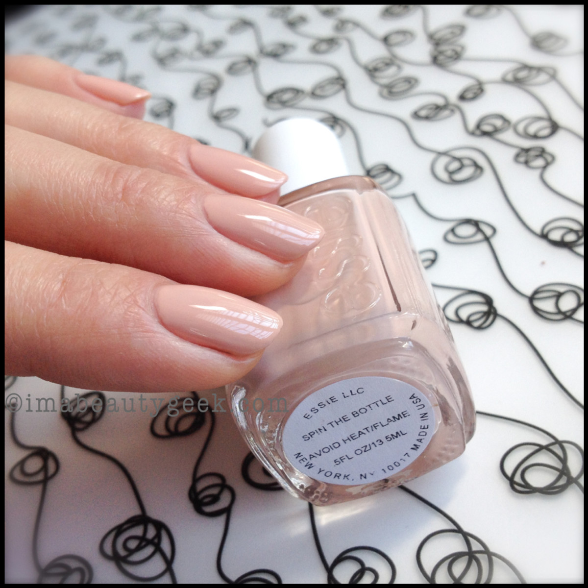 Essie Spin the Bottle Hide Go Chic_2