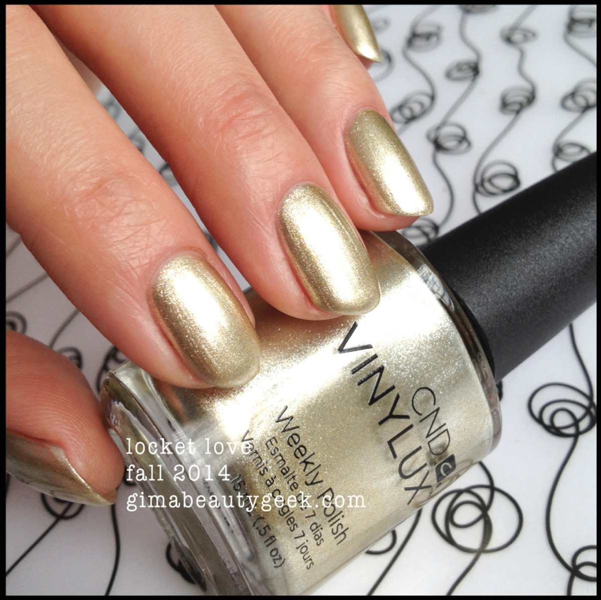 CND Vinylux Locket Love Modern Folklore Fall 2014