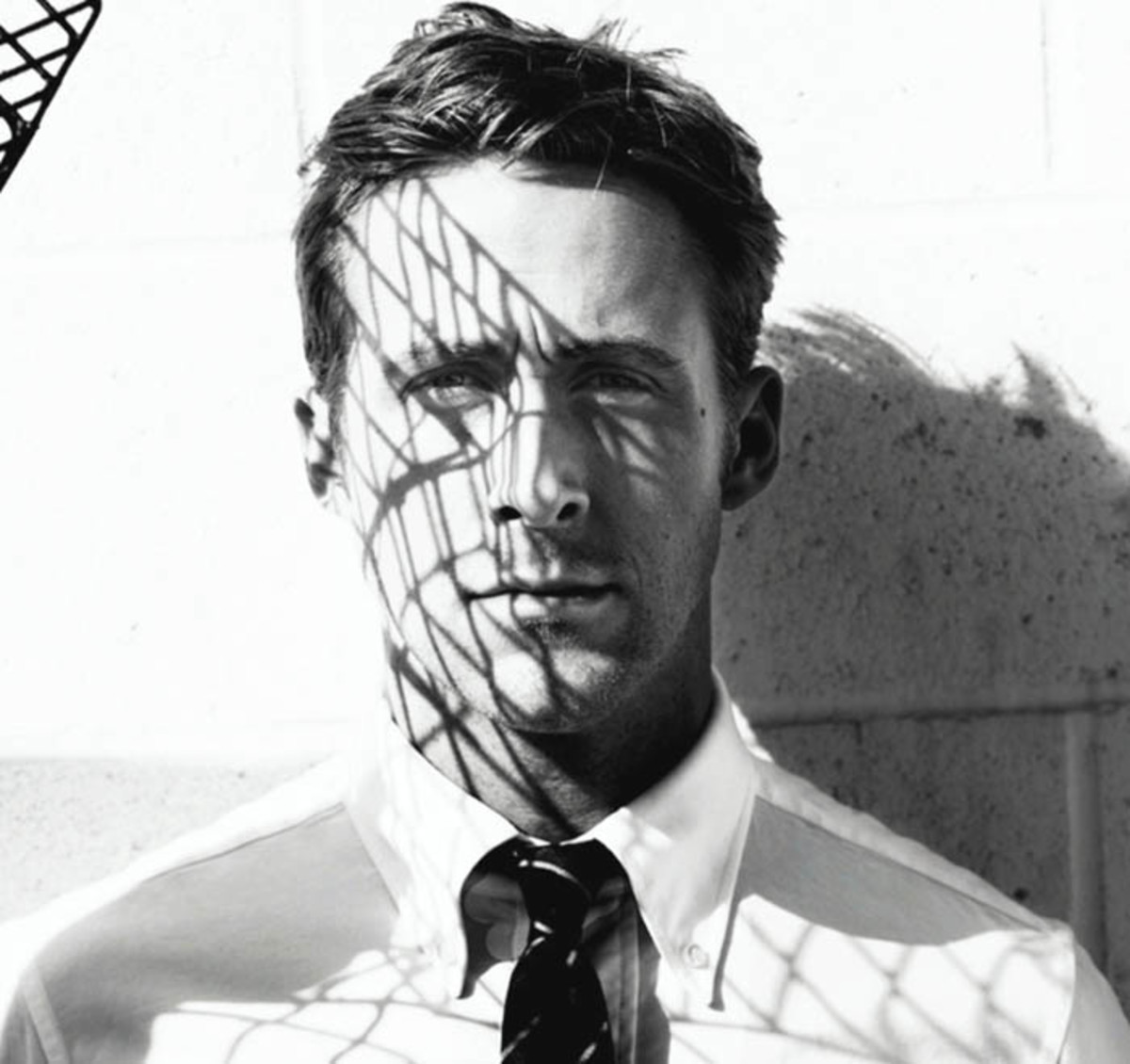 Ryan Gosling_black and white