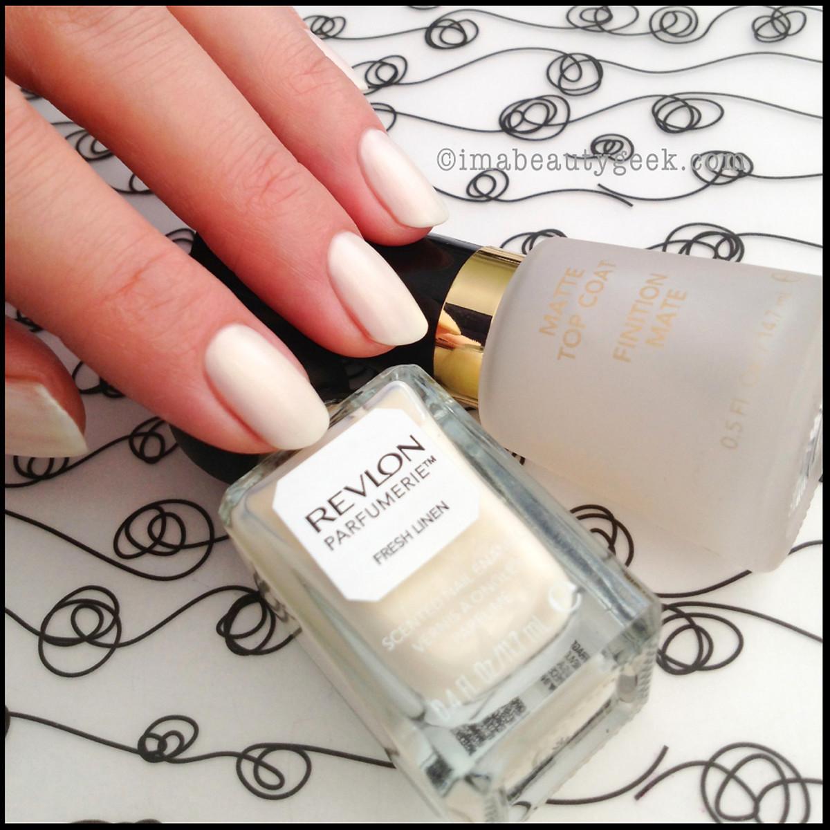 Revlon Parfumerie Fresh Linen Matte