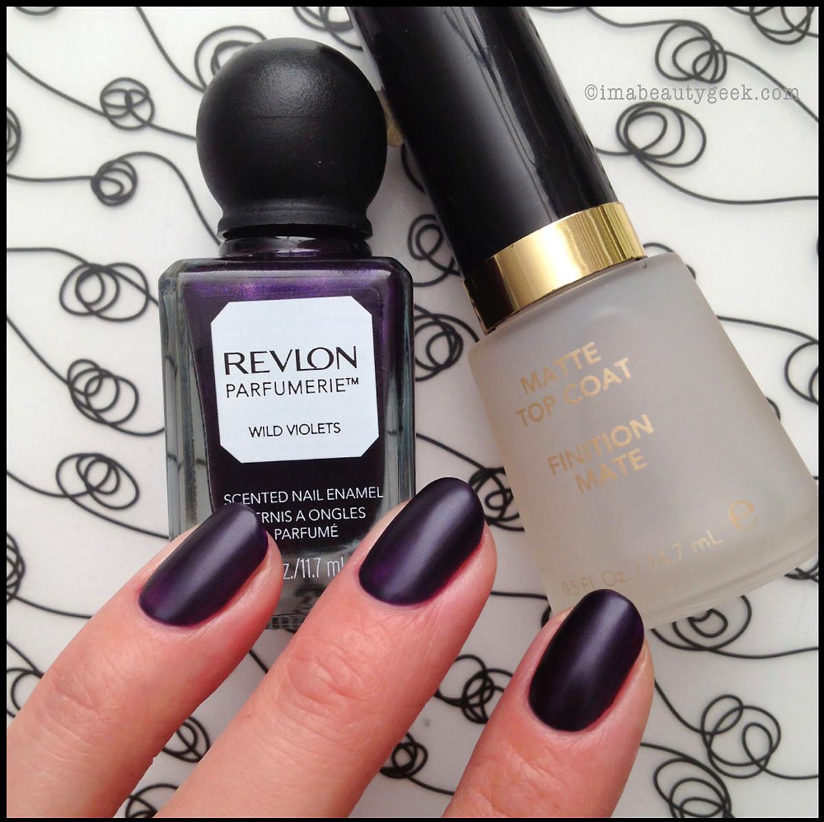 Revlon Parfumerie Wild Violets Matte