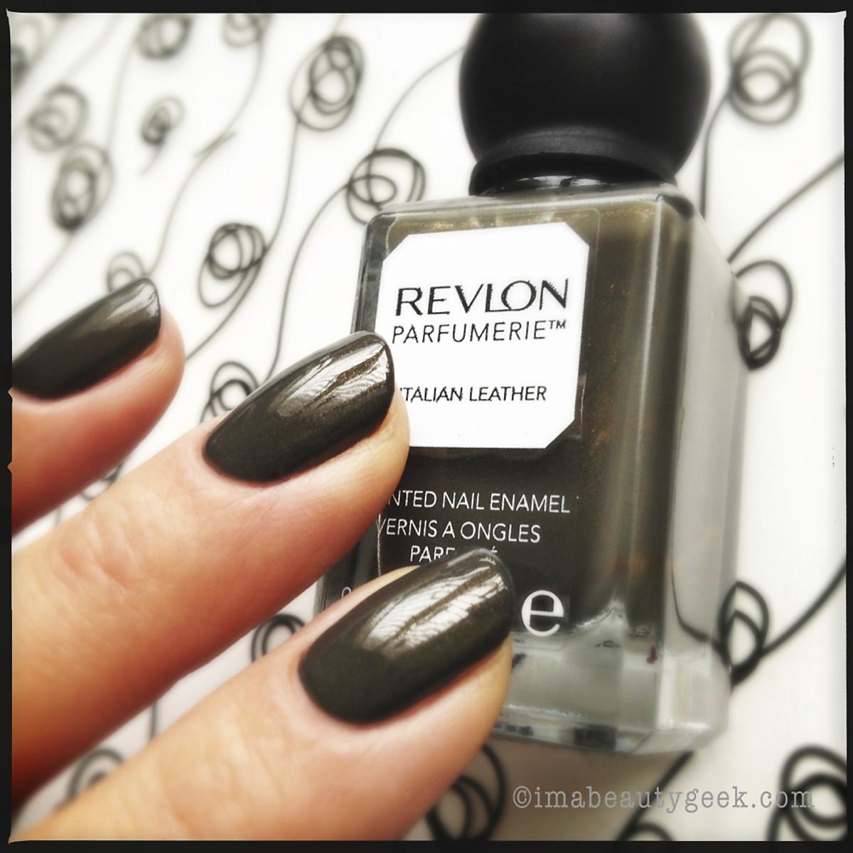 Revlon Parfumerie Italian Leather