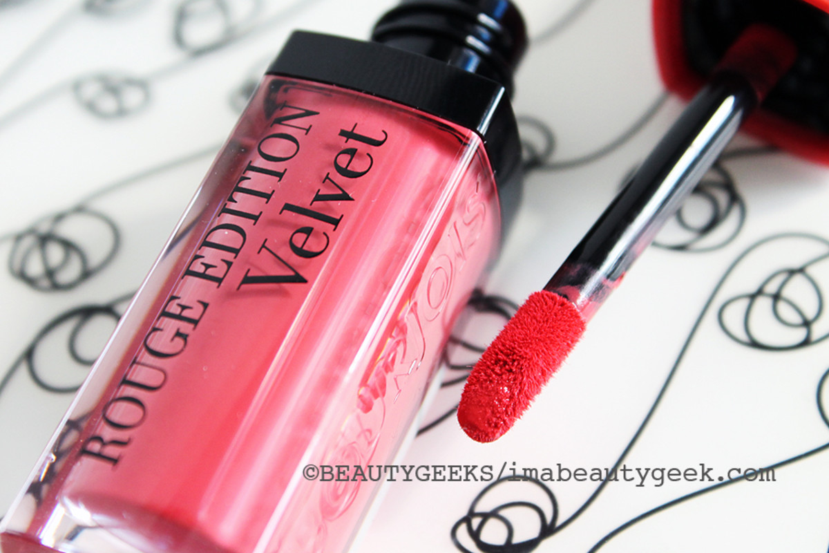 Bourjois Rouge Edition Velvet Peach Club matte finish