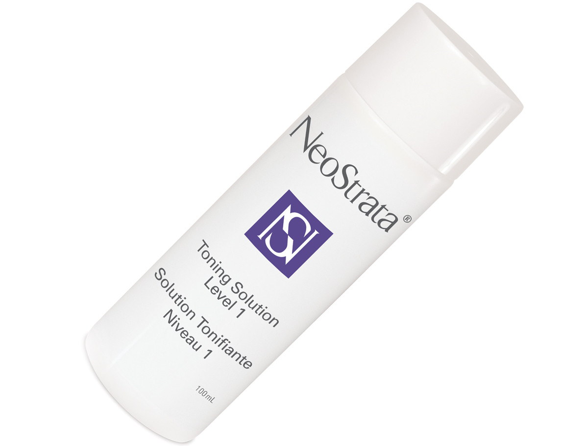 teen skin_Neostrata Toning Solution Level 1_8 percent glycolic acid
