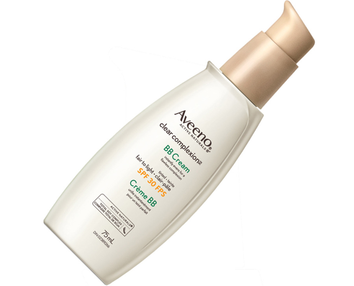 Aveeno_03_Positvely Radiant_tinted moisturizer