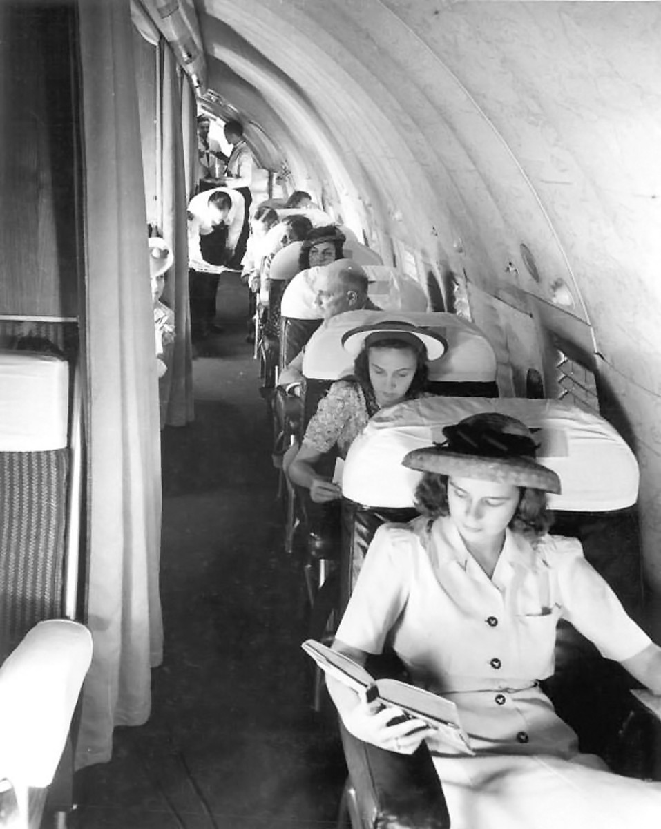 Travelling back in the better-etiquette days...