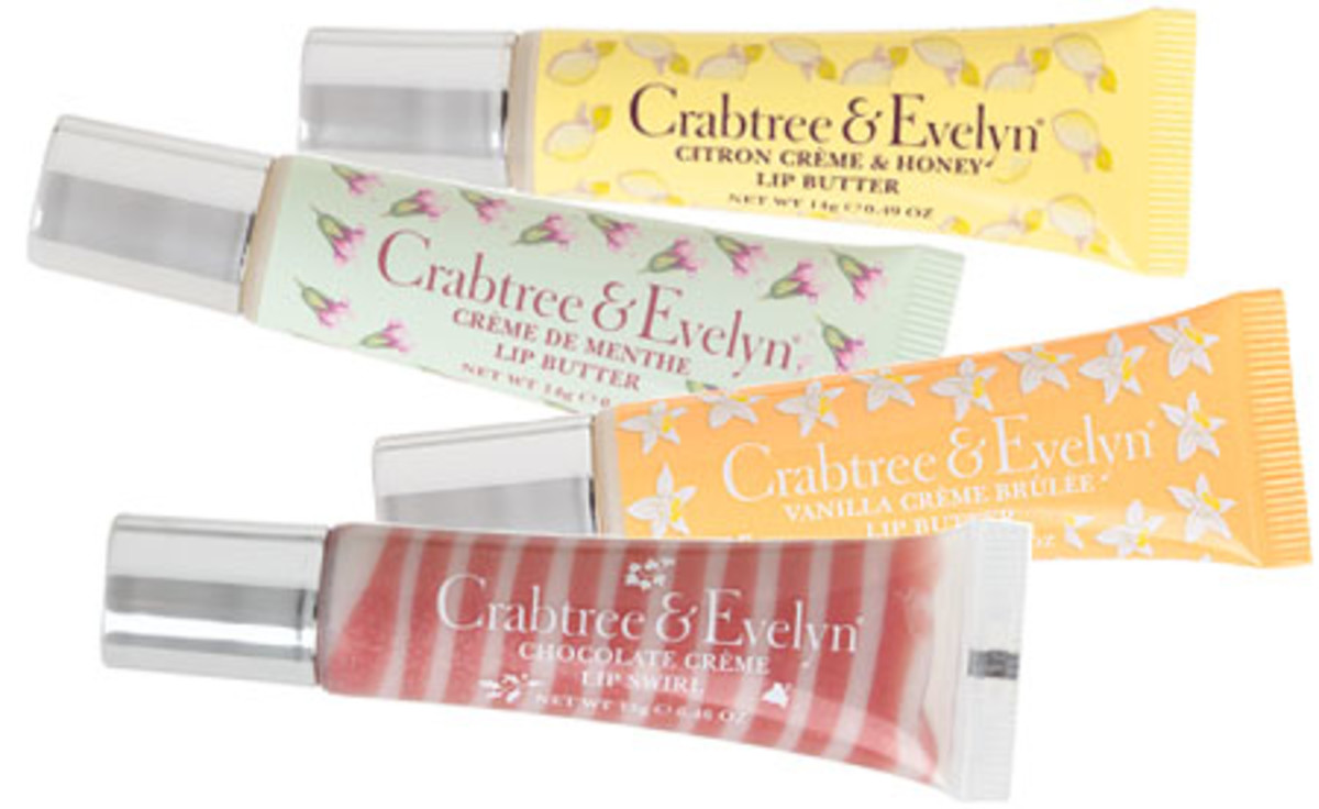 Crabtree & Evelyn Lip Butters