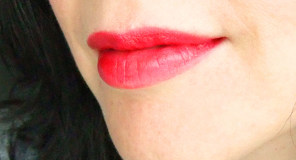 Hard Candy Painted Lady Lipstick in On The Prowl