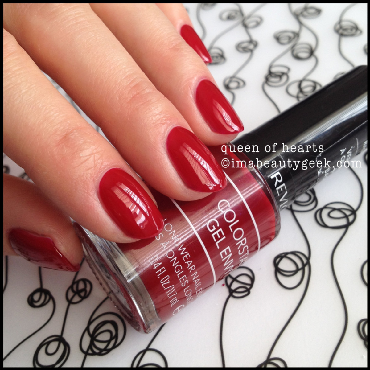 Queen Gel Nail Polish: REVLON GEL ENVY LONGWEAR POLISH: REVIEW AND SWATCHFEST