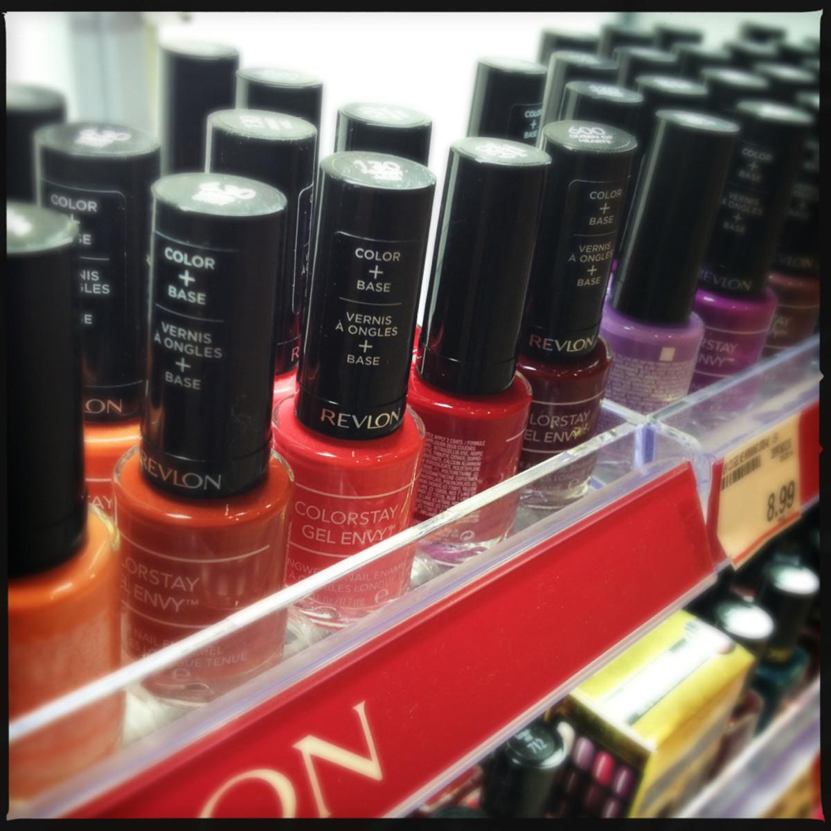 revlon gel envy in stores