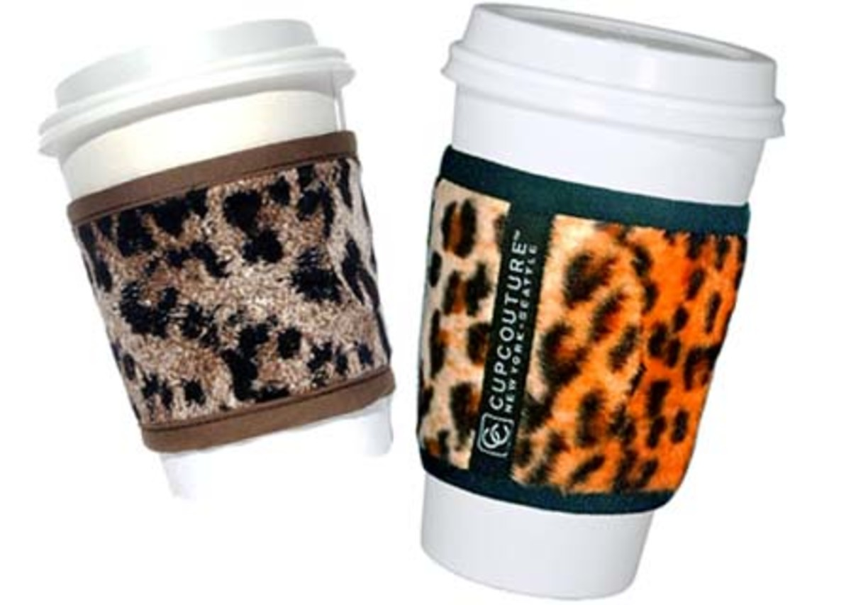 Cupcoats and Cup Couture