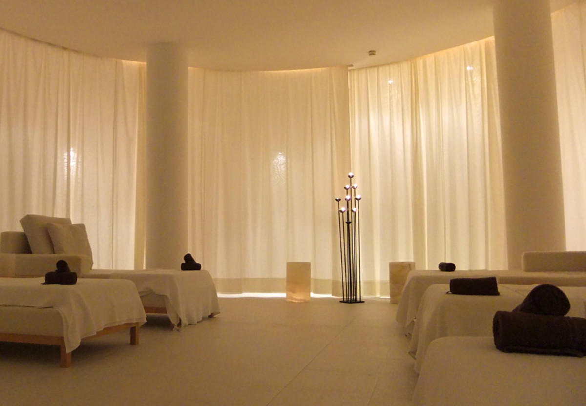 Excellence Playa Mujares_spa waiting area