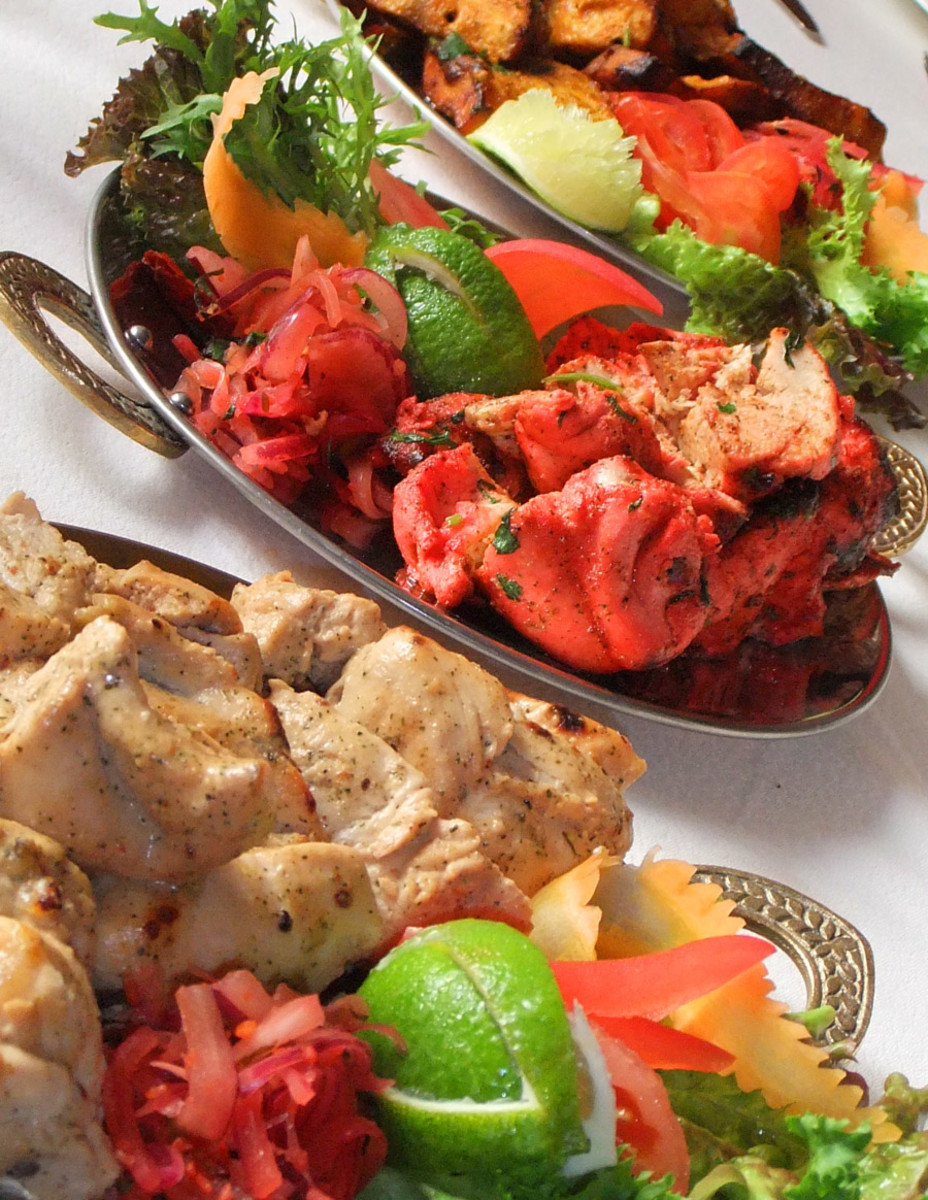 Excellence Playa Mujares_authentic Indian cuisine